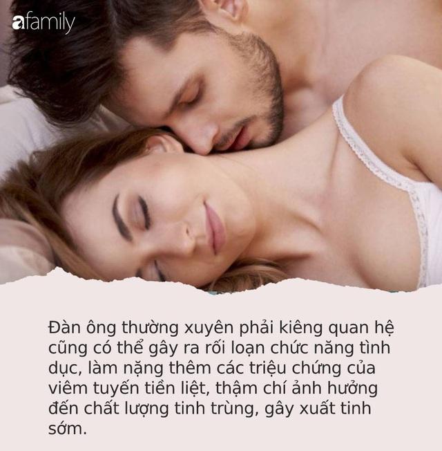 Tránh xa những thói quen quan hệ tình dục này nếu không muốn rước bệnh - Ảnh 2.