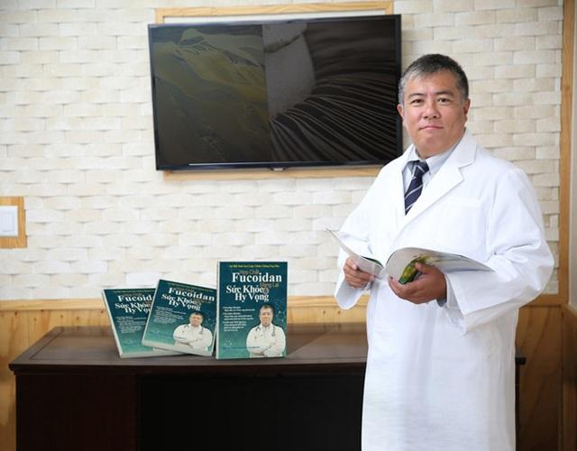"""""""Hợp chất Fucoidan"""", một giải pháp giúp chiến thắng ung thư - Ảnh 1."""