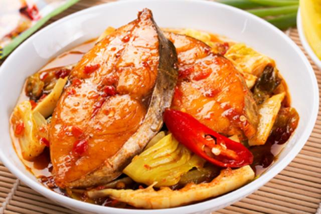 Món ăn thuốc từ cá thu - Ảnh 1.