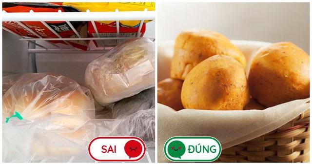 Những thực phẩm không nên cho vào tủ lạnh, nhiều chị em chưa biết nên vẫn làm sai - Ảnh 8.
