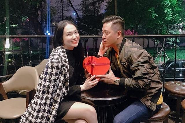 Sao Việt đón Valentine bên người yêu, gia đình - Ảnh 7.
