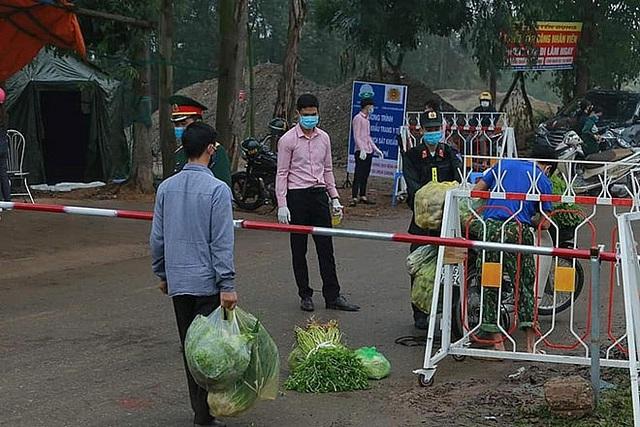 Sở Y tế Vĩnh Phúc thông tin chính thức về số người rời xã Sơn Lôi khi bị cách ly - Ảnh 1.