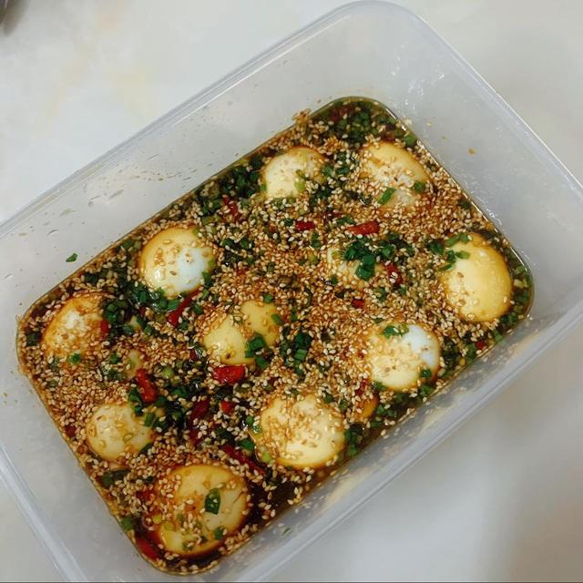 Chị em xôn xao vì món ăn lạ miệng từ trứng, công thức thực ra rất đơn giản - Ảnh 6.