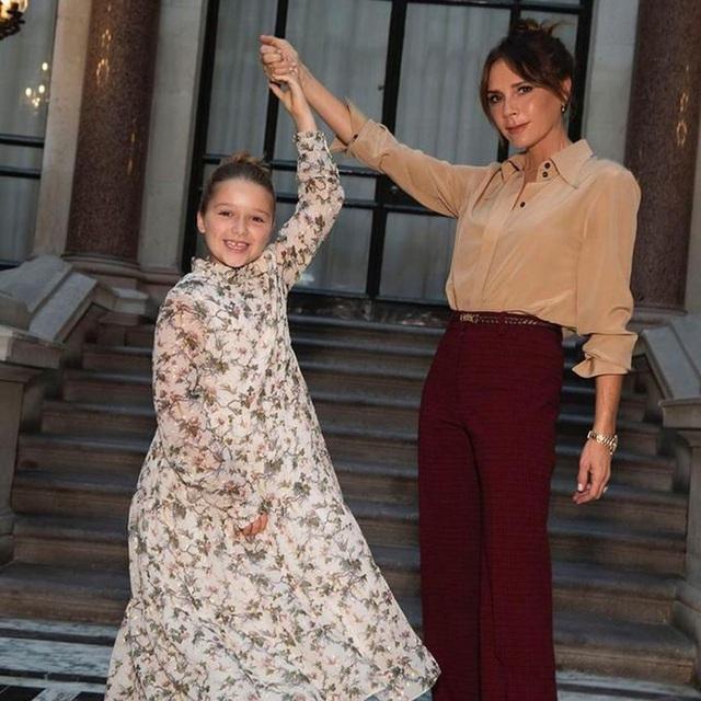 Con gái David Beckham: Sống trong nhung lụa từ thuở bé, lớn lên xinh đẹp hút hồn - Ảnh 7.
