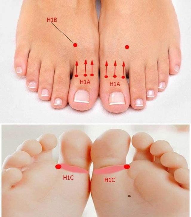 Kỳ diệu vuốt ngón chân cái giúp chữa nhiều bệnh hay gặp - Ảnh 3.