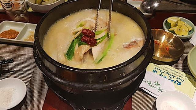 Món ăn lấy độc trị độc của người Hàn Quốc - Ảnh 1.