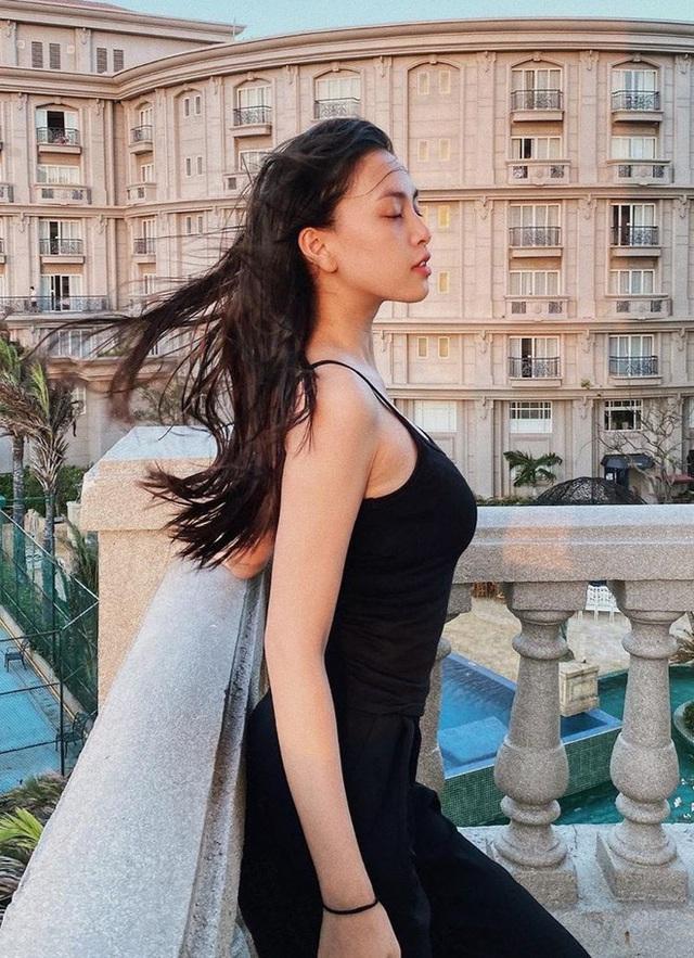 Đời thường giản dị của Hoa hậu Tiểu Vy - Ảnh 3.
