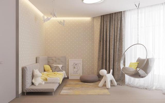 Phòng ngủ sáng tạo khiến cả bé và bố mẹ đều mê - Ảnh 7.