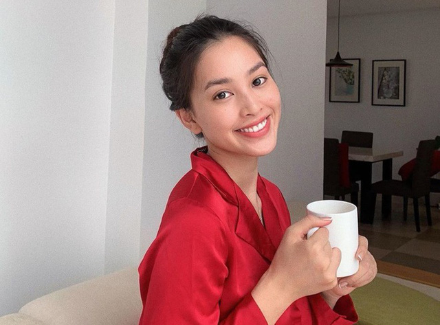 Đời thường giản dị của Hoa hậu Tiểu Vy - Ảnh 8.