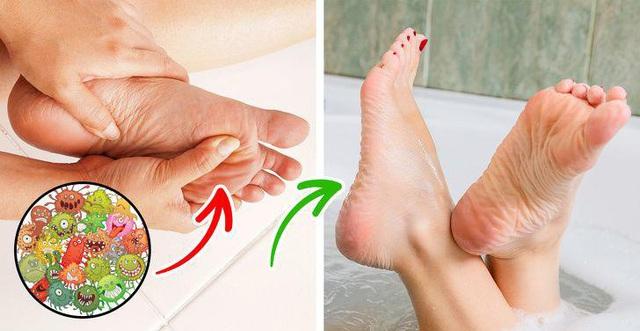 Đi tắm tuyệt đối đừng bỏ quên vùng này trên cơ thể nếu không bạn sẽ phải chịu hậu quả  - Ảnh 1.