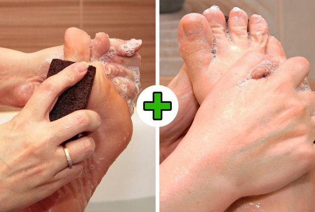 Đi tắm tuyệt đối đừng bỏ quên vùng này trên cơ thể nếu không bạn sẽ phải chịu hậu quả  - Ảnh 2.
