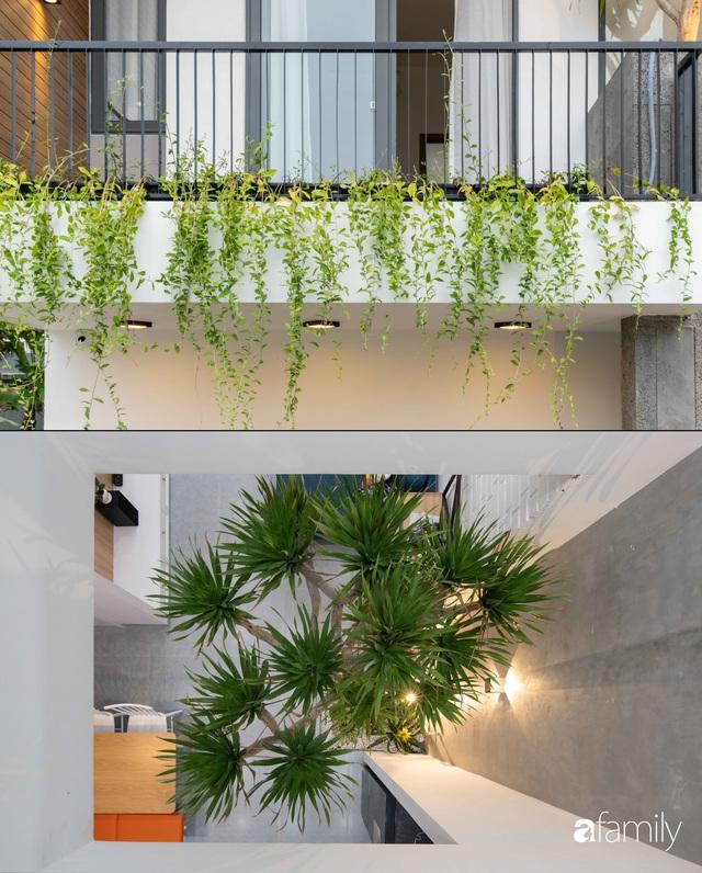 Nhà phố 2 tầng được thiết kế ấn tượng với khoảng thông tầng nhiều ánh sáng ở Đà Nẵng - Ảnh 11.