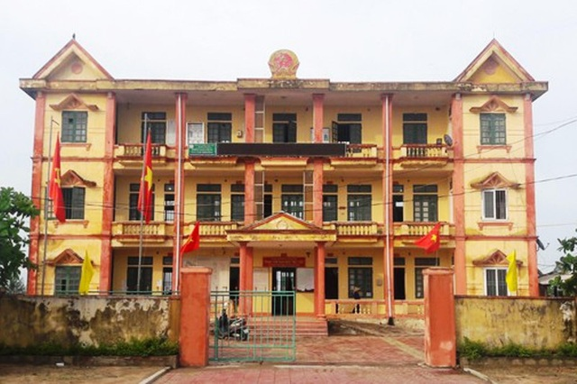 Sử dụng bằng không hợp pháp, một cán bộ xã ở Hà Tĩnh bị cách chức - Ảnh 1.