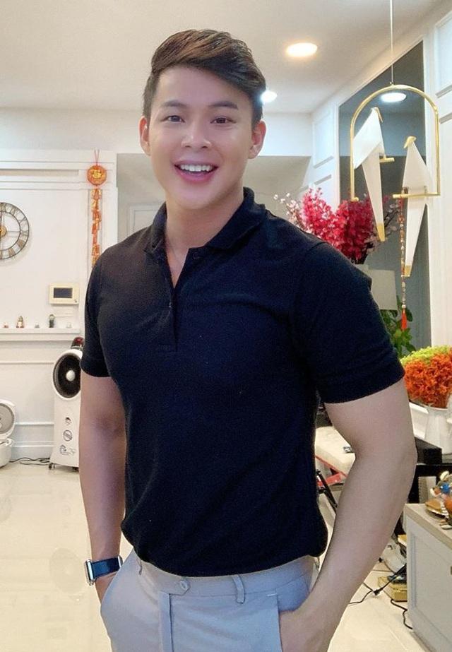 Tình kém 8 tuổi của Don Nguyễn là diễn viên điển trai - Ảnh 2.