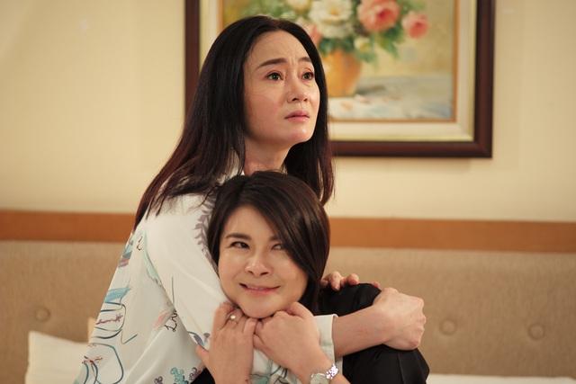Nhan sắc Quách Thu Phương sau nhiều năm vắng bóng phim truyền hình - Ảnh 3.