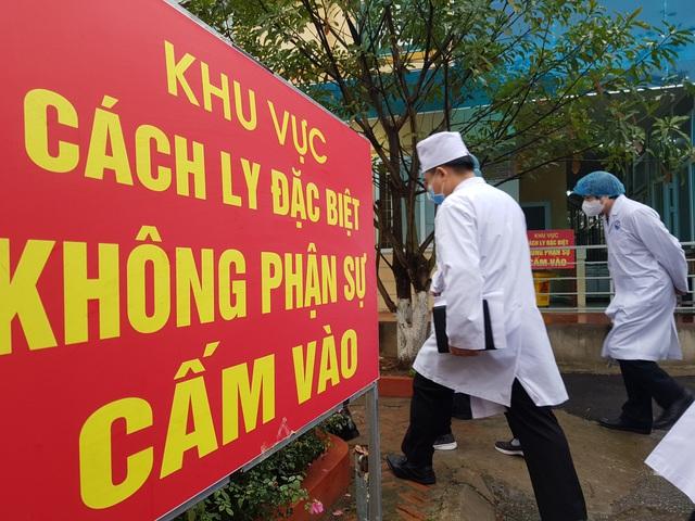 Mẹ và em gái nữ bệnh nhân nCoV ở Vĩnh Phúc dương tính với virus, Việt Nam đã có 12 ca nhiễm - Ảnh 3.