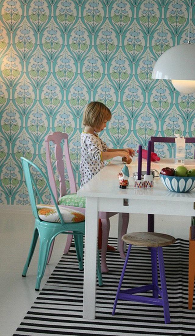Những ý tưởng tạo vẻ đẹp thời thượng cho phòng ăn bằng bí quyết kết hợp nội thất - Ảnh 7.