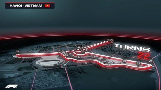 Hà Nội hoãn chặng đua F1 để phòng, chống dịch COVID-19 - Ảnh 2.