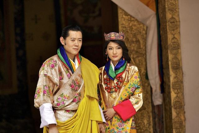 Tin vui bất ngờ của hoàng gia Bhutan: Hoàng hậu hạ sinh em bé thứ 2 tốt đẹp - Ảnh 1.