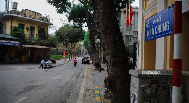 Cận cảnh tuyến đường vàng, đắt đỏ nhất Hà Nội - Ảnh 2.
