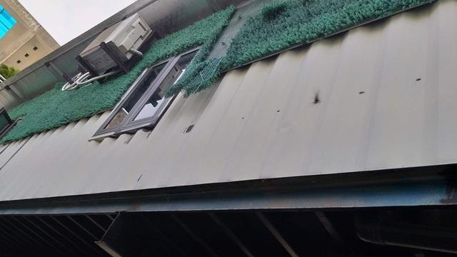 Chiêm ngưỡng ngôi nhà làm từ hai thùng container giữa thành phố Hà Tĩnh - Ảnh 6.