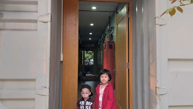Chiêm ngưỡng ngôi nhà làm từ hai thùng container giữa thành phố Hà Tĩnh - Ảnh 8.