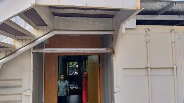 Chiêm ngưỡng ngôi nhà làm từ hai thùng container giữa thành phố Hà Tĩnh - Ảnh 10.