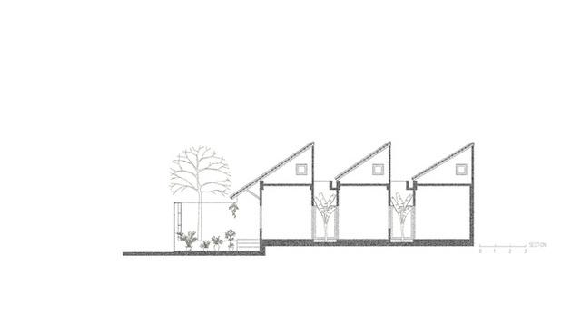 Nhà ba gian ba mái ở Nghệ An - Ảnh 13.