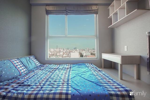 Căn hộ 65m² nhưng đem lại cảm giác rộng rãi nhờ thiết kế mở bằng vách kính ở TP. HCM - Ảnh 13.