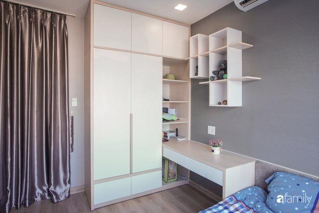 Căn hộ 65m² nhưng đem lại cảm giác rộng rãi nhờ thiết kế mở bằng vách kính ở TP. HCM - Ảnh 15.