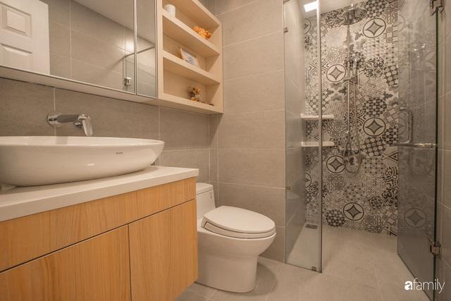 Căn hộ 65m² nhưng đem lại cảm giác rộng rãi nhờ thiết kế mở bằng vách kính ở TP. HCM - Ảnh 16.