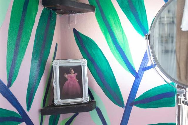 Căn hộ 37m² sử dụng những màu sắc đáng kinh ngạc trong trang trí nội thất - Ảnh 8.