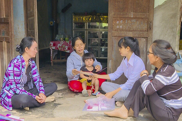 Người phụ nữ 20 năm gieo tình yêu nghề trên mảnh đất Nam Trung bộ - Ảnh 1.