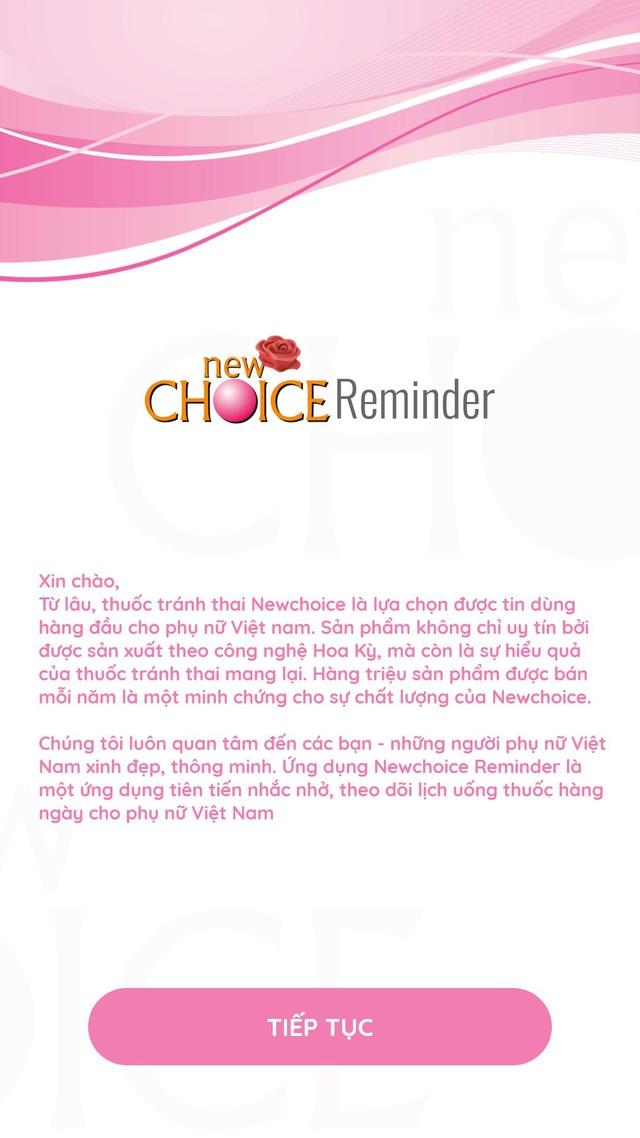 Ra mắt Ứng dụng Tránh thai Newchoice: Vì Hạnh phúc và Sức khỏe phụ nữ Việt - Ảnh 2.