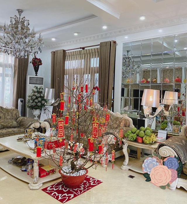 Bên trong biệt thự phong cách cổ điển ít người biết của gia đình Lệ Quyên - Ảnh 5.
