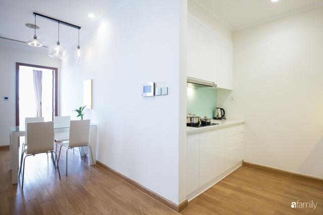 Căn hộ 64m² đầy lôi cuốn nhờ cách lựa chọn đồ đạc thông minh và view ngắm hoàng hôn ở Hà Nội - Ảnh 14.