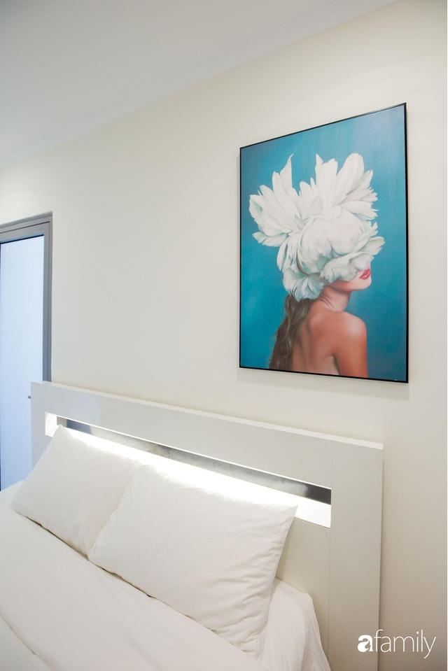 Căn hộ 64m² đầy lôi cuốn nhờ cách lựa chọn đồ đạc thông minh và view ngắm hoàng hôn ở Hà Nội - Ảnh 18.