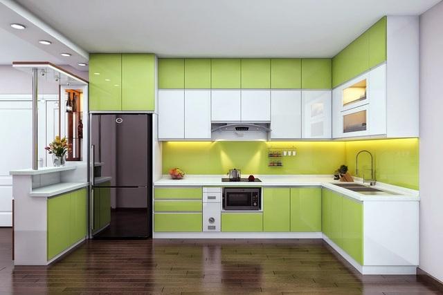 Tư vấn thiết kế căn hộ chung cư có diện tích 45m² với chi phí 128 triệu đồng - Ảnh 6.