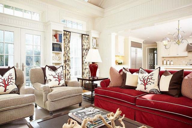 Những mẫu sofa giúp phòng khách cả trăm năm sau vẫn hợp thời - Ảnh 2.