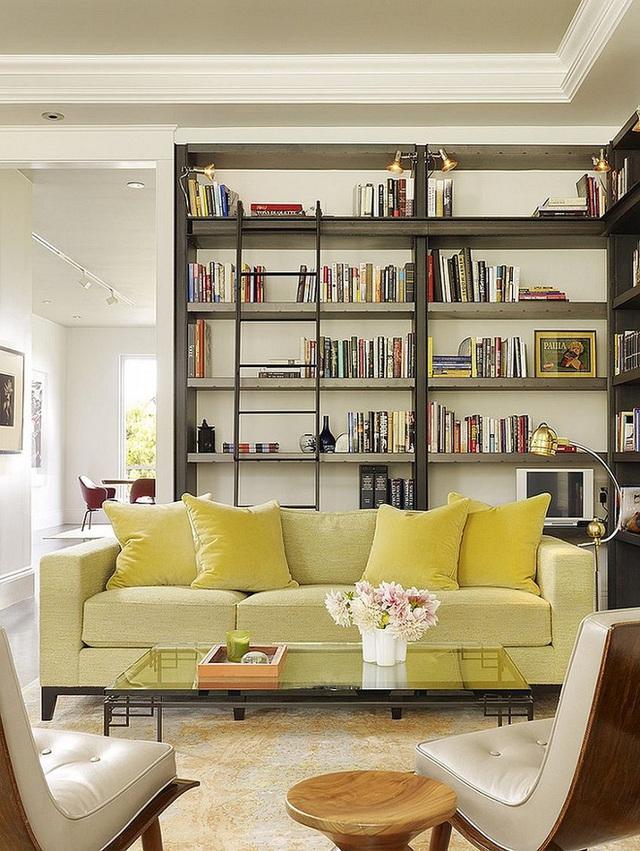 Những mẫu sofa giúp phòng khách cả trăm năm sau vẫn hợp thời - Ảnh 11.