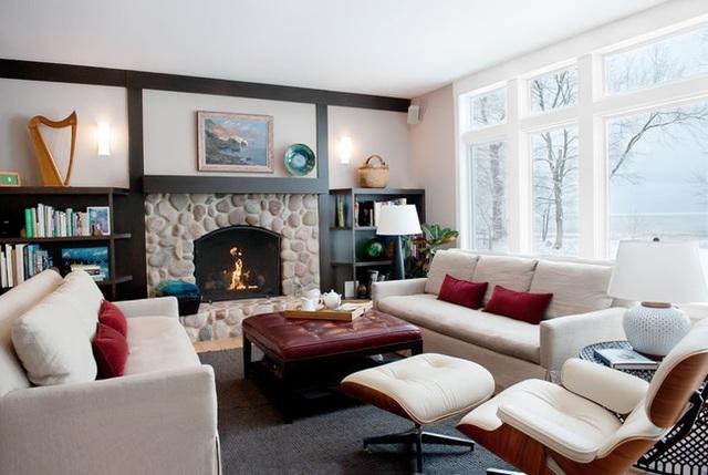 Những mẫu sofa giúp phòng khách cả trăm năm sau vẫn hợp thời - Ảnh 6.