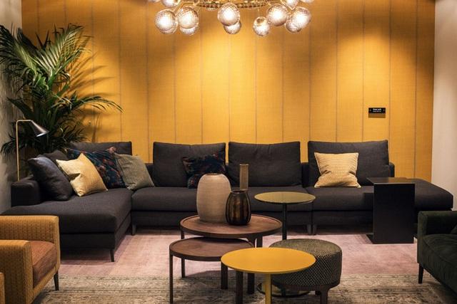Những mẫu sofa giúp phòng khách cả trăm năm sau vẫn hợp thời - Ảnh 9.