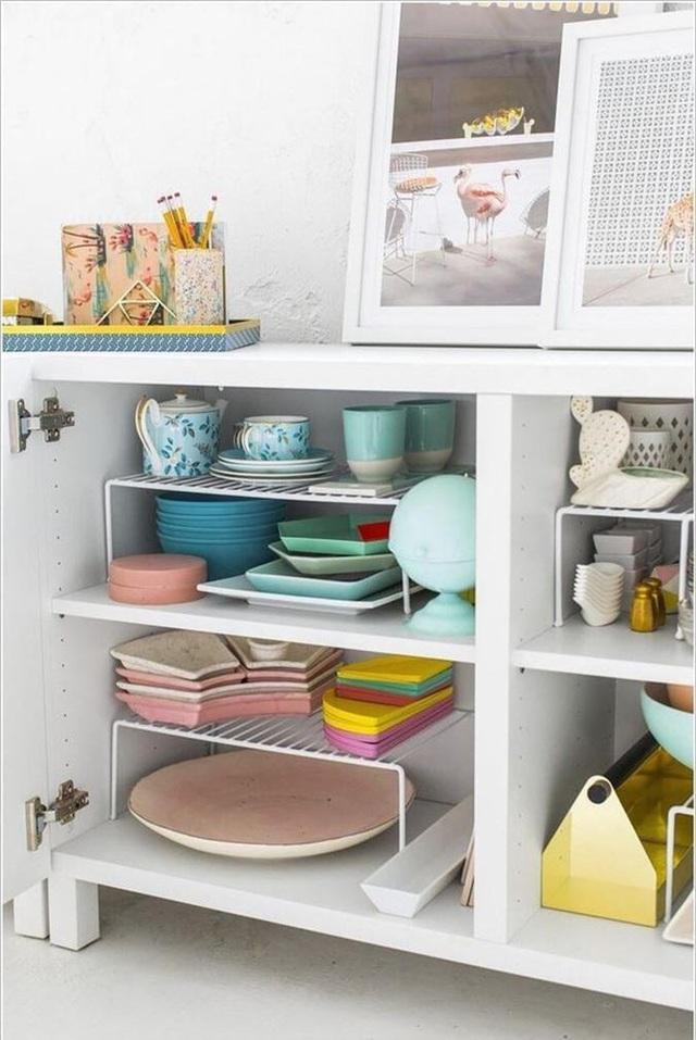 Bạn sẽ tiếc nếu bỏ qua 10 cách lưu trữ cực thông minh này để nhà bếp luôn gọn đẹp - Ảnh 5.