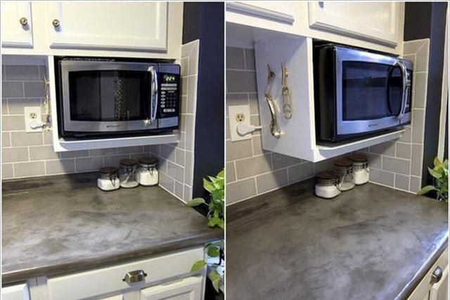 Bạn sẽ tiếc nếu bỏ qua 10 cách lưu trữ cực thông minh này để nhà bếp luôn gọn đẹp - Ảnh 8.