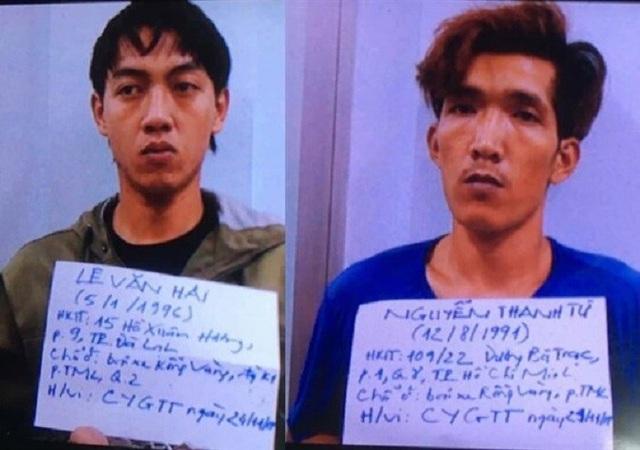 Phẫn nộ tội ác của hai kẻ chém hai nam thanh niên tử vong vì cho rằng bị nhìn đểu - Ảnh 1.