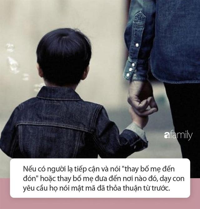 Kẻ lạ mặt nói Bố cháu bận nên chú đến đón hộ, cô bé 6 tuổi nhanh trí hỏi lại 1 câu khiến tên bắt cóc bị vạch trần - Ảnh 3.