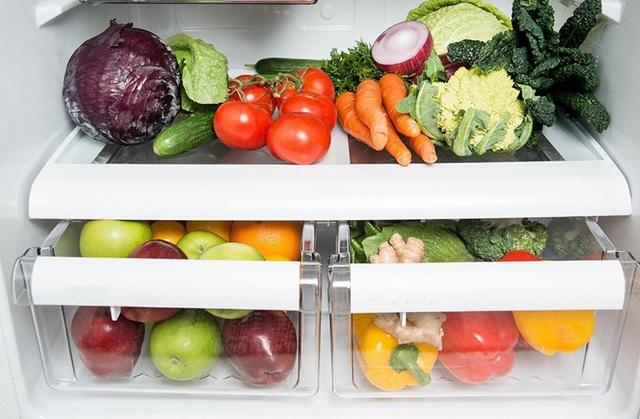 Những rau quả cho vào tủ lạnh càng nhanh hỏng