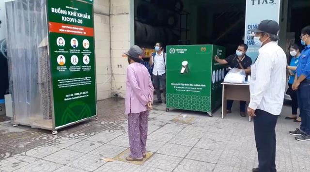 Các cây ATM gạo ở Sài Gòn... bị ế vì vắng khách - Ảnh 1.