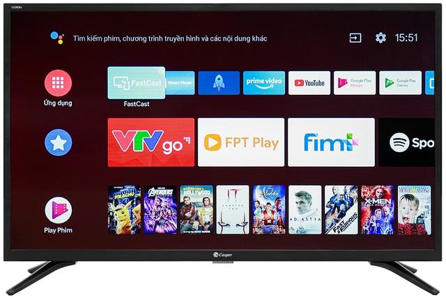 Những Smart TV rẻ nhất Việt Nam - Ảnh 3.
