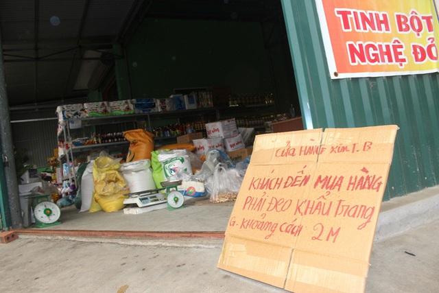 Dừng họp chợ ở Hải Dương: Nơi vẫn bán, chỗ không bóng người - Ảnh 19.